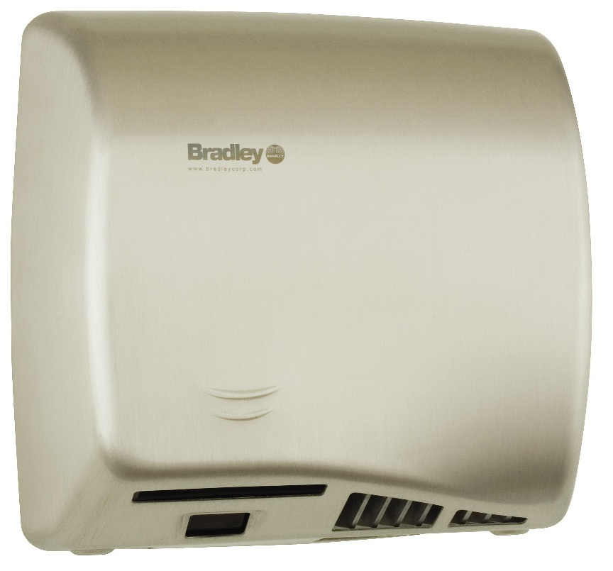 hand dryer stainless steel ir control model 2902