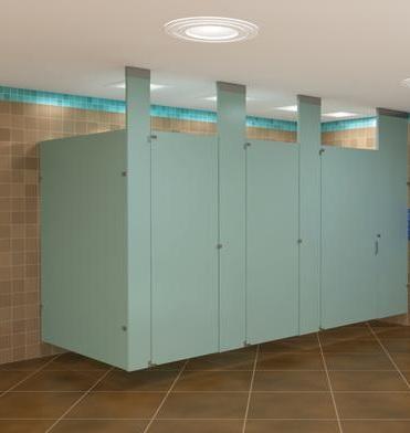 Diy Restroom Partition Kit For Sale Easy Installation