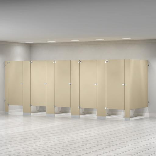 Bathroom Stall Partitions | CRP BE 500 X
