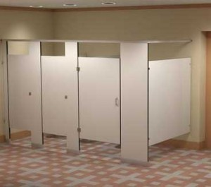 our restroom partitions and toilet room accessories are offered in a