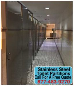 Do It Yourself Stainless Steel Toilet Partitions Kits For Sale - Cheap Manufacturer Direct Prices