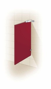 DIY Restroom Urinal Dividers & Site Screens Kit For Sale - Manufacturer Direct Cheap Discount Pricing