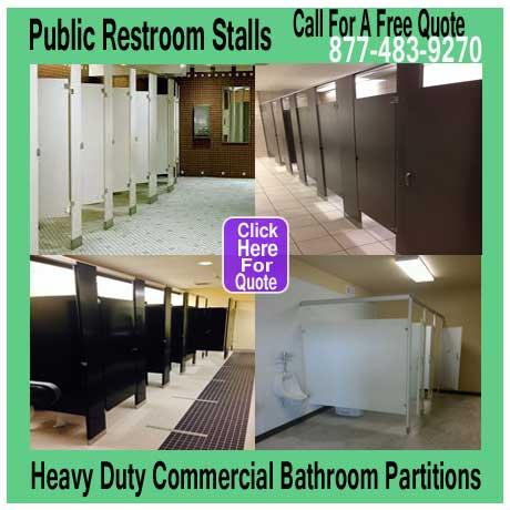Public Restroom Stalls For Sale In Austin, San Marcos & San Antonio Texas
