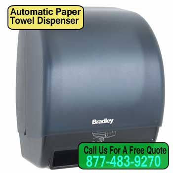 Automatic Paper Towel Dispensers For Sale Cheap At Discount Wholesale Prices