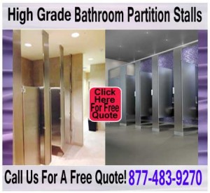 Bathroom Partition Stalls For Sale