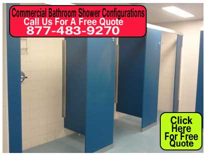 Visionmasters specialty commercial equipment company 832 403 5710 commercial bathroom shower for Commercial bathroom square footage