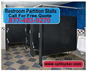 Restroom Partition Stalls For Sale - Made In USA