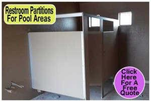 Commercial No Site Restroom Partitions Stalls For Sales, Installation & Design Services - Cheap Manufacture Direct Pricing