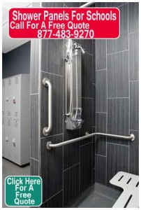Discount Shower Panels For Schools For Sale Cheap Direct From Manufacturer Prices