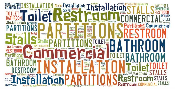 Commercial Bathroom Installation