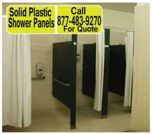Discount Commercial Solid Plastic Shower Panel DIY Kits For Sale Cheap Manufaturer Direct Prices