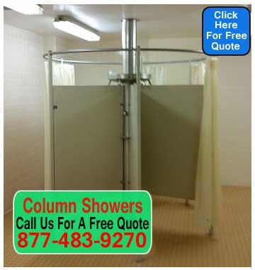 Commercial Shower Stalls Installed, Repair & Design.
