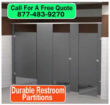 Durable Restroom Partitions For Sale Cheap Discount Prices