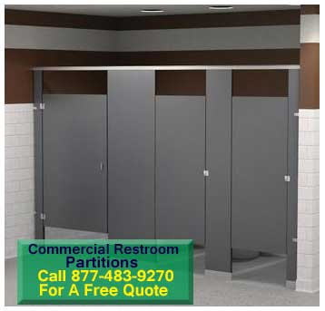 Xpb lockers toilet partitions hand wash fountains june 2015 for Commercial bathroom partition doors