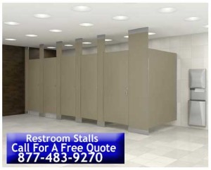 Phenolic Bathroom Partitions