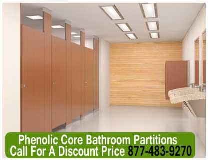 Phenolic Bathroom Partitions Installation Design Repair - Phenolic bathroom partitions