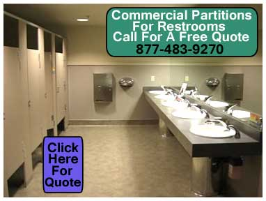 Commercial Partitions For Restrooms