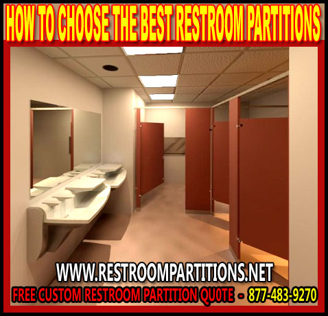 Best Restroom Partitions For Sale In Austin, San Antonio & Houston, Texas