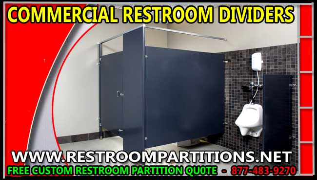 Discount Commercial Restroom Dividers For Sale, Design And Installation Services