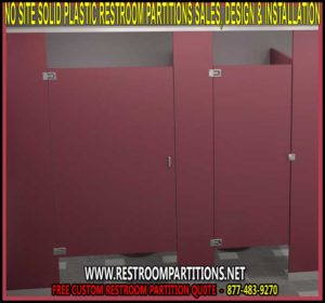 Discount No Site Restroom Partitions Sales, Design & Installation In Houston, San Antonio, Austin & Dallas Texas