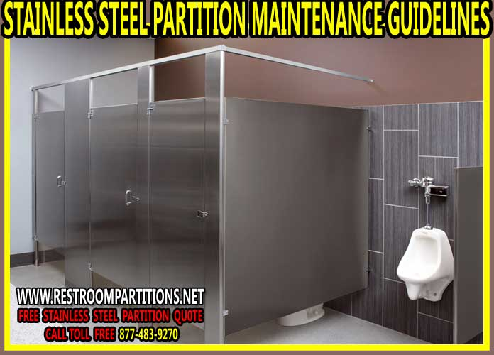 Guidelines To Buying Stainless Steel Restroom Partitions - Steel bathroom partitions