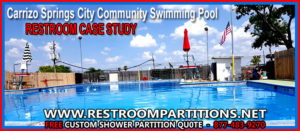 Carrizo Springs City Community Swimming Pool Case Study For Sale
