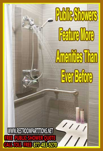 DIY Public Shower Kits Feature More Amenities Than Ever Before. Easy ...