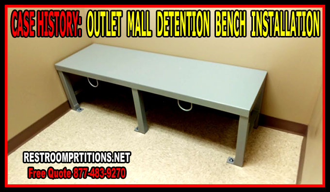 Discount Correctional Facility Detention Benches For Sale Cheap