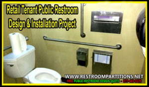 Public Restroom For Sale Design Installation