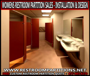 DIY Womens Rest Room Partition Sales Installation Design Kit For Sale At Cheap Discount Prices