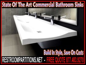 Industrial & Commercial Bathroom Sinks For Sale - Cheap Manufacturer Direct Pricing