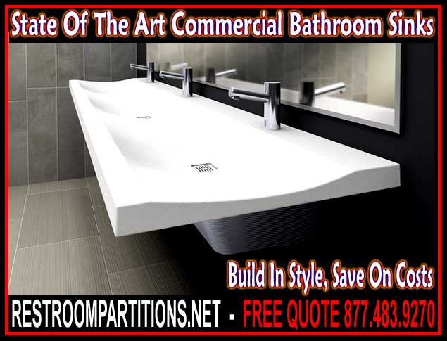 Industrial U0026 Commercial Bathroom Sinks For Sale   Cheap Manufacturer Direct  Pricing