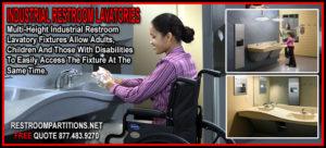 Discount Industrial Restroom Lavatories For Sale