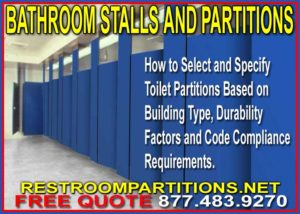 Discount Bathroom Stalls And Partitions For Sale Manufacturer Direct Prices Saves You Money Today!
