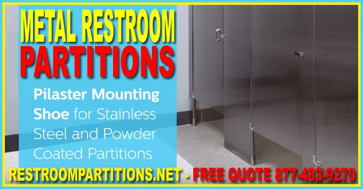 Discount Metal Restroom Partitions For Sale Factory Direct Guarantees Best Price