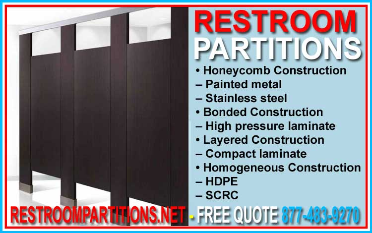 Discount Commercial Restroom Partitions For Sale Factory Direct Price Means Lowest Price Guaranteed