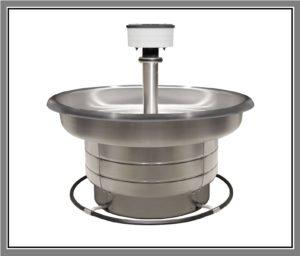 Industrial Hand Wash Fountain