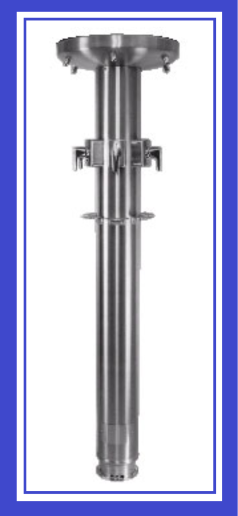 Stainless Steel Column Shower